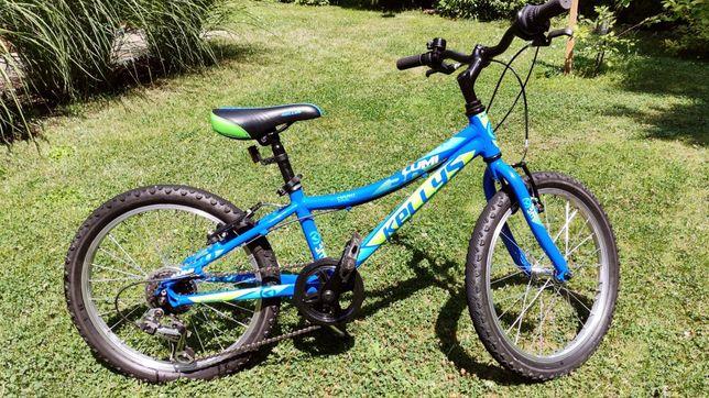 Rower dziecięcy ( 6 - 10 lat ) Kellys Lumi 30 stan bdb. Lekki, wygodny