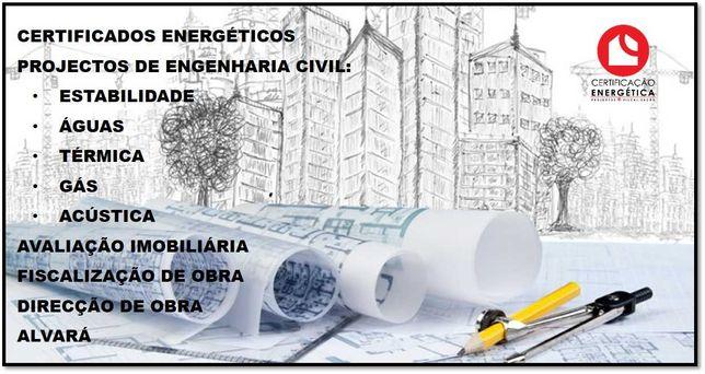 Serviços de Engenharia e Imobiliário