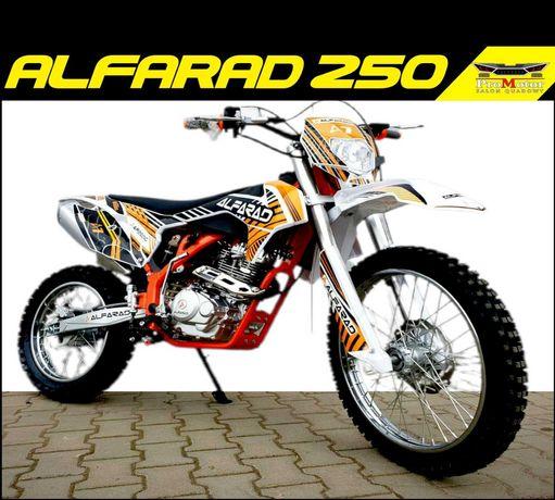 cross ALFARAD 250 RATY dostawa MEGAmocny ProMotor NOWE KOLORY