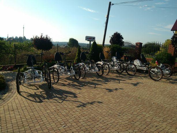 Rowerowy Off Road Wypożyczalnia rowerów elektrycznych MPX4 Glinik Średni - image 1