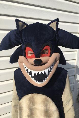 Костюм на Хэллоуин Sonic exe