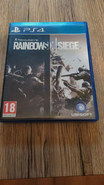 Rainbows X Siege-Ps4