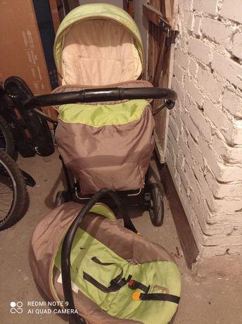 Wózek 3 w 1 dla dziecka