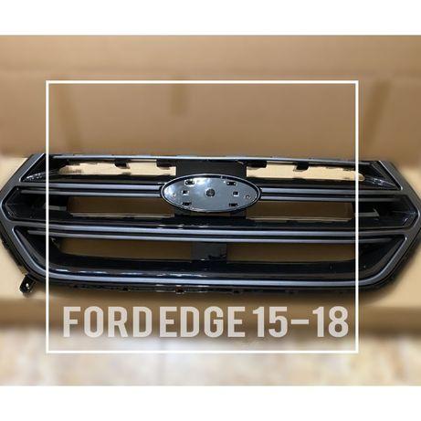Решетка радиатора Edge (15-18) в наличии Эдж бампер радиаторы