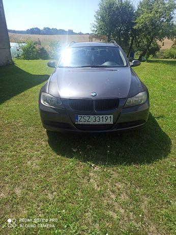 Sprzedam BMW e91
