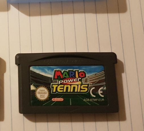 Mario Tennis GameBoy Advance