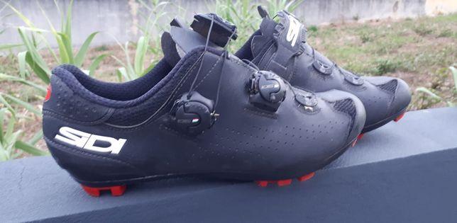 Vendo sapatos de btt sidi eagle 10