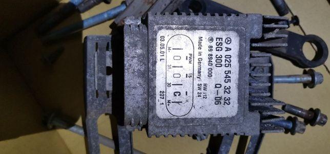 Регулятор оборотов вентилятора охлаждения A025 545 32 32