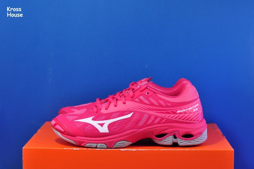Кроссовки Mizuno Wave Lightning Z4 р 37-40 ( Оригинал) Asics Черновцы - изображение 1