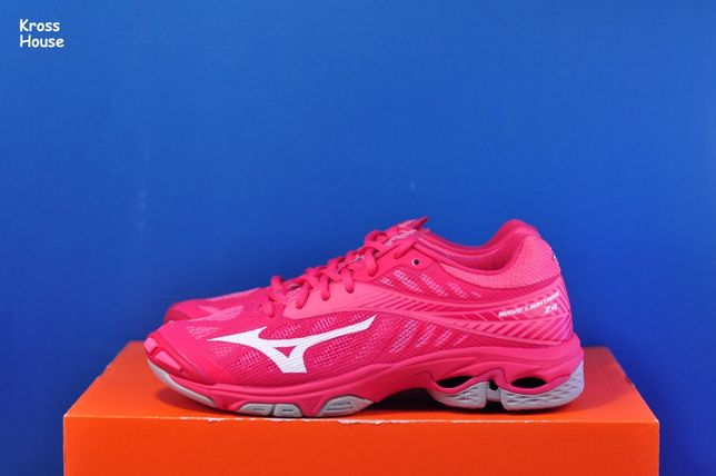 Кроссовки Mizuno Wave Lightning Z4 р 37-40 ( Оригинал) Asics