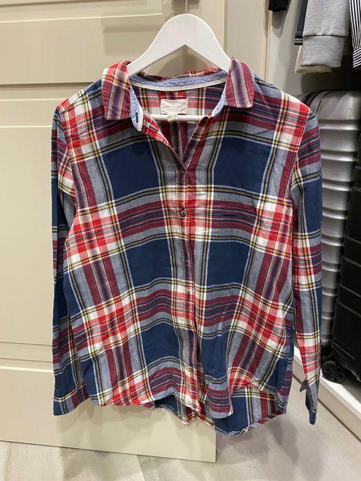 Рубашка в клетку Springfield Васильевка - изображение 1