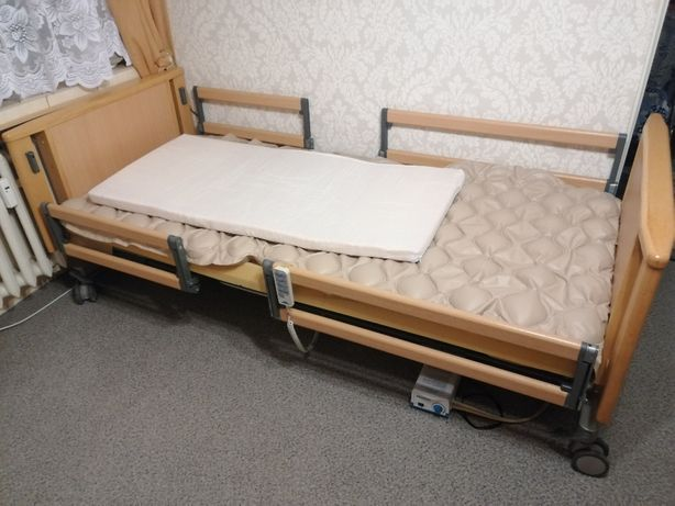 Łóżko rehbilitacyjne