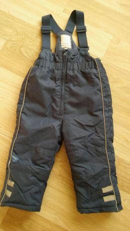 Spodnie narciarskie r. 86