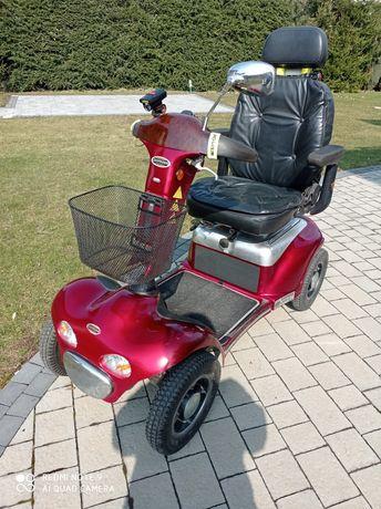 Wózek-Skuter inwalidzki Shoprider Cordoba