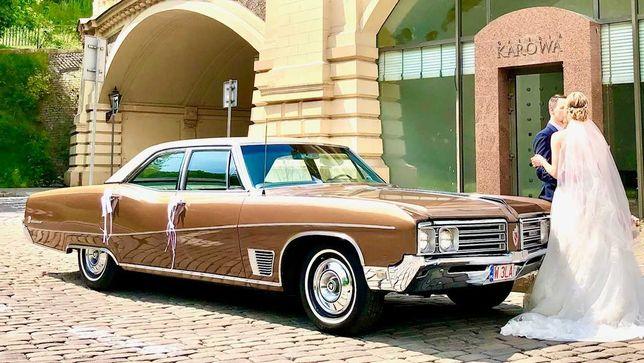 Buick Wildcat (Electra) 1968r. - Klimatyzacja