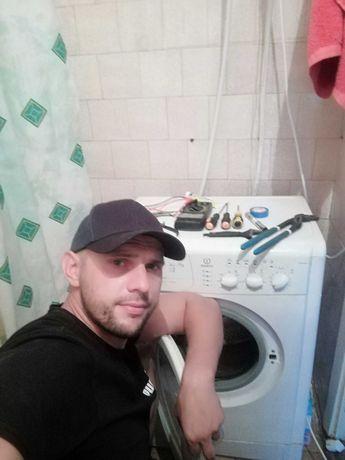 Ремонт стиральных машин. А также ремонт, чистка, установка бойлеров.