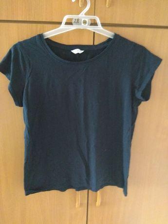 Granatowa koszulka
