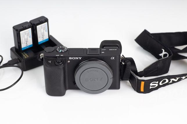 Sony a6300 body + 2 аккумулятора