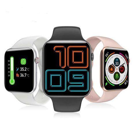 nowy Smartwatch Air Pro jak Apple Watch polski język