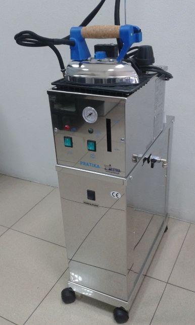 Gerador de vapor profissional, 1 ferro Comel Pratika Compl