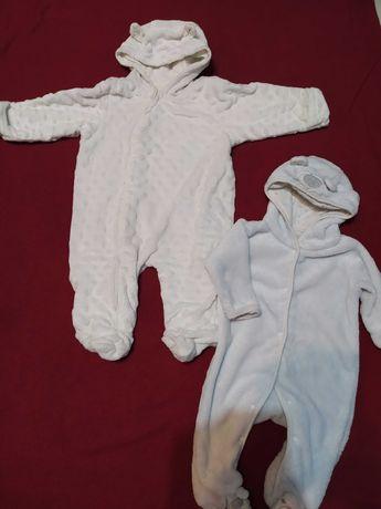 Kombinezony niemowlęce 62/68 na wiosnę