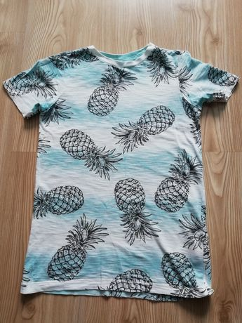 Підліткова літня футболка F&F на хлопця 8-9 р. в ідеальному стані