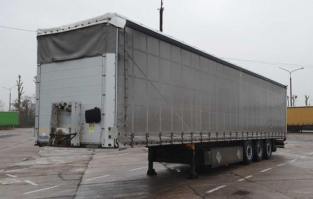 Schmitz Cargobull S01, XL CODE, koła aluminiowe, nowy dach