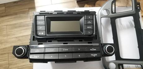 HYUNDAI TUCSON radio 2016 rok, + ramka