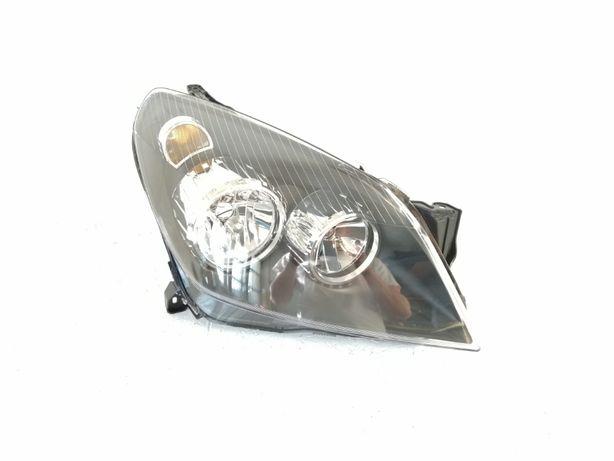 OPEL ASTRA III H 03- reflektor lampa przednia przód l/p H1+H7