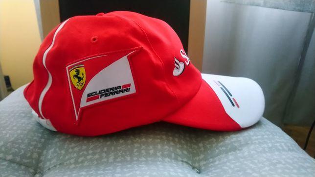 Czapka z daszkiem Scuderia Ferrari Team