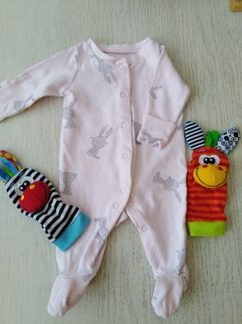 Человечек new baby для новорожденного р-р 40