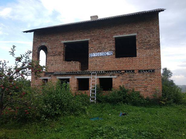 Недобудований будинок Зелений яр