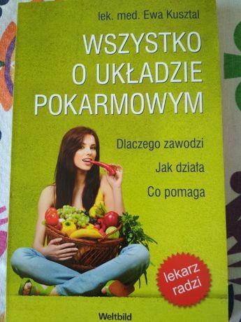 2Książka - Wszystko o układzie pokarmowym
