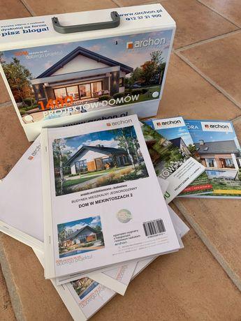 Sprzedam projekt domu w mekintoszach 2 Archon