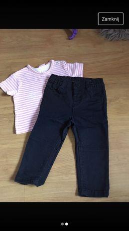 Spodnie 80 cm