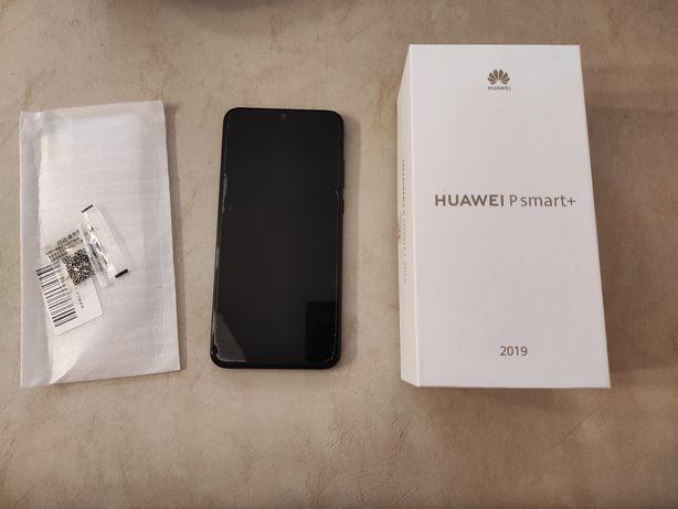 Huawei P Smart+2019 64GB + 2 capas + película de vidro