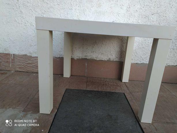 Stół biały ikea kwadratowy