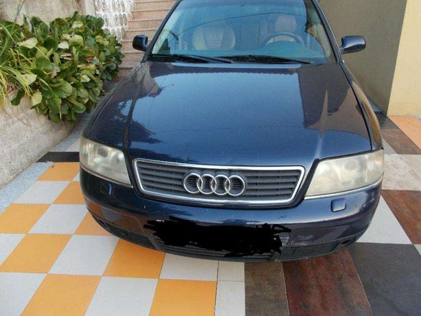vendo peças Audi a6 2.5tdi avant