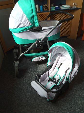 Wózek 3w1 dzieciecy