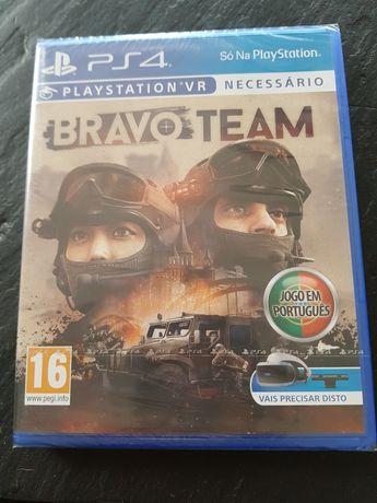 Bravo Team PS4, novo