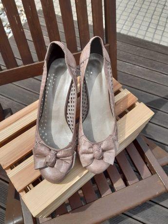 Sapatos Altos cor Beije