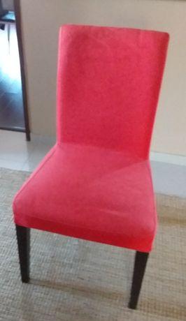 Capas de cadeira henriksdal ikea