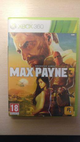 Max payne 3 Xbox 360 (ENG)