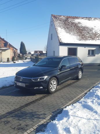 VW Passat B8 2.0 TDI 2017rok