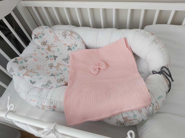 Wyprawka dla niemowląt, produkty handmade szyte na zamówienie