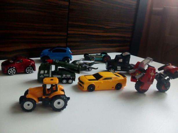 Трактор Машинки