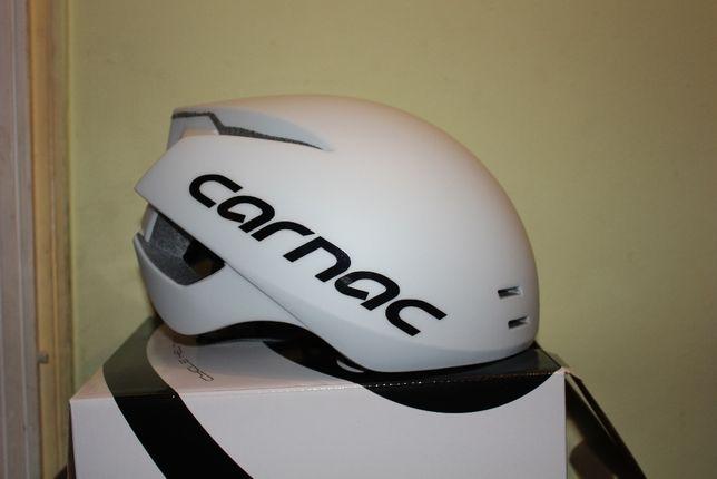 kask szosowy kask rowerowy CARNAC 55-62 ! NOWY triathlon MEGA OKAZJA!