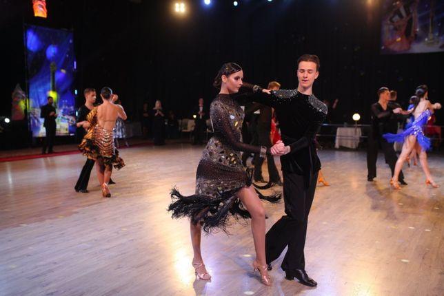 шикарное платье латина. Бальные танцы