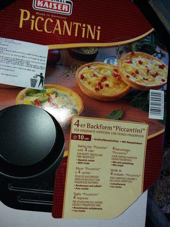 Piccantini форма для пирогов