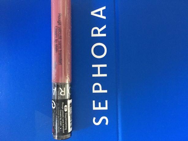 Sephora Cream lip stain 81 nude różany odcień